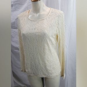 White Stag blouse